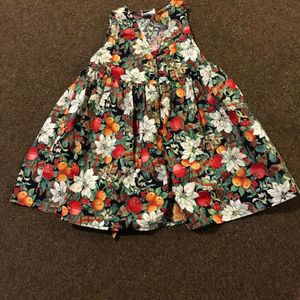 Christmas print Party Dress from Speechless Sz 5